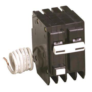 Eaton Type BR 30-Amp 2-Pole GFCI Circuit Breaker   GFTCB230CS