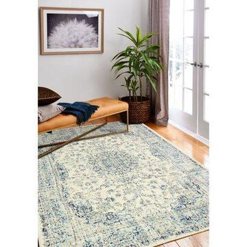Bashian Mariela Transitional Floral Area Rug