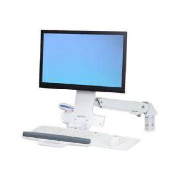 Ergotron StyleView Sit-Stand Combo Arm - Wall mount for LCD display /