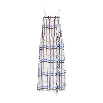 GOLD CASE Midi dress