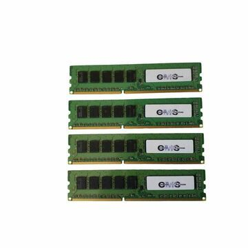 64GB (4x16GB RAM Memory Compatible with Synology RackStation RS3618xs by CMS D31