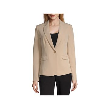 Worthington Essential Flap Pocket Blazer