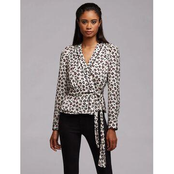 Marguerite Mini Leopard Top
