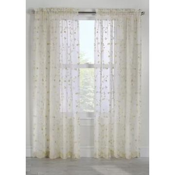 Commonwealth Home Fashions Grandeur Pole Top Panel Curtains -