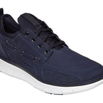 Vionic Men's Leather Lace-Up Sneakers - Damian