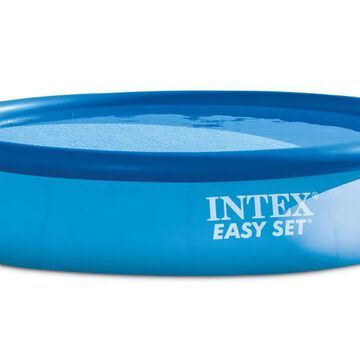 Intex 13-ft x 13-ft x 32-in Round Above-Ground Pool | 80073