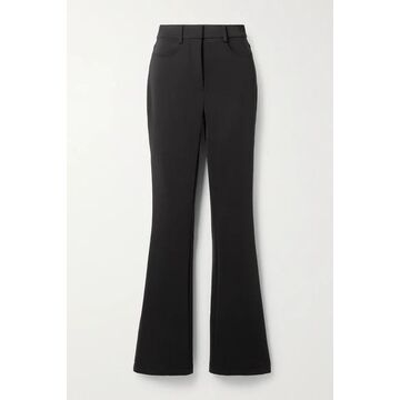 Alexander Wang - Neoprene Flared Pants - Black