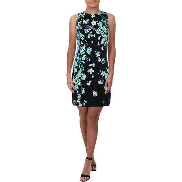 American Living Womens Sleeveless Mini Casual Dress