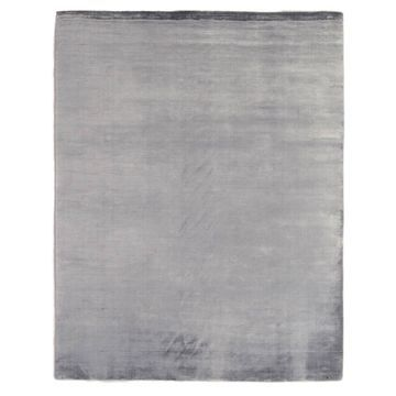 Exquisite Rugs Swell Blue Viscose Rug - 4' x 6'