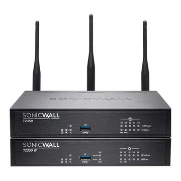 SonicWall TZ350 - Advanced Edition - security appliance - with 1 year TotalSecure - GigE