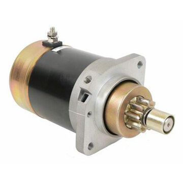DB Electrical SHI0092 New Starter For Nissan Outboard Tohatsu 2-Stroke 60 70 90 115 120 140 Hp 1992-2003, Ns60 Ns120 1992-2006, Ns60 Ns70 Ns90 1992-1996 MOT5009N S114-667N 4-6418 S114-415A S114-571A
