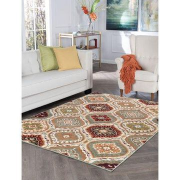 Bliss Rugs Reilly Transitional Area Rug