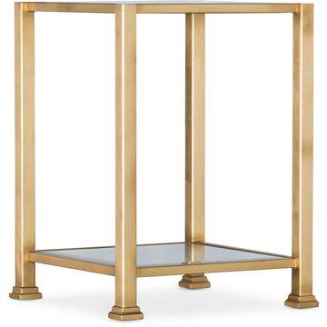 Hooker Furniture Living Room Kara Lamp Table