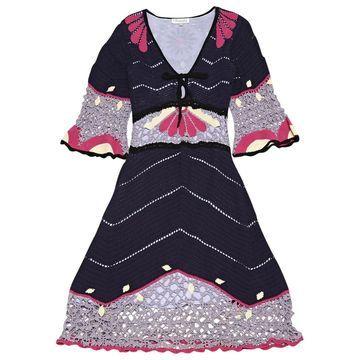 Temperley London Multicolour Cotton Dresses