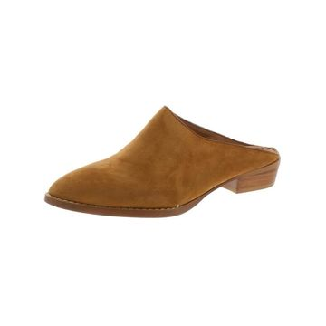 Steven By Steve Madden Womens Andrew Mules Slip On