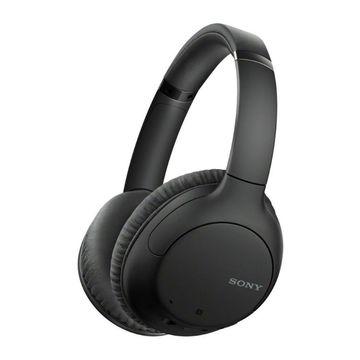 Sony WHCH710N Wireless Bluetooth Noise Canceling Over-the-Ear Headphones (Black)