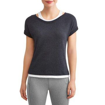 Women's Active RBX 2-Fer S.S. Top