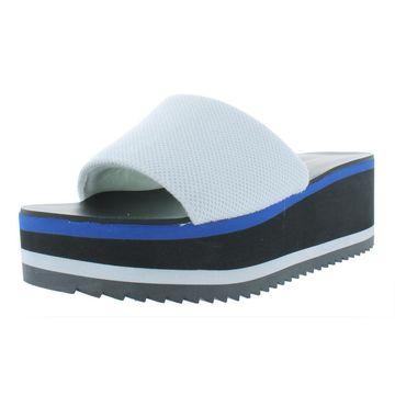 Call It Spring Womens Larelasien Sport High Platform Flatform Sandals