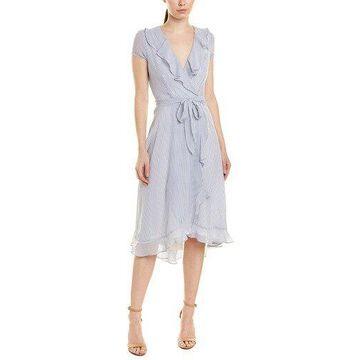 Gabby Skye Womens Midi Dress