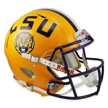Riddell LSU Authentic Revolution Speed Helmet