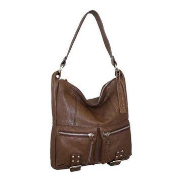Nino Bossi Women's Amelia Shoulder Bag Brown - US Women's One Size (Size None)