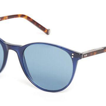 Hackett HSB888 683 Men's Sunglasses Blue Size 52