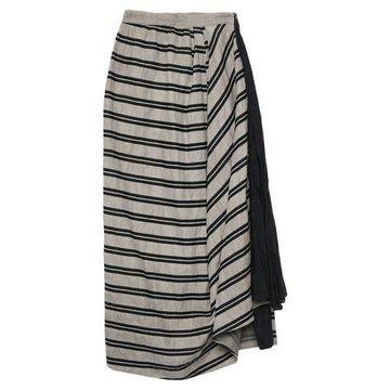 GENTRYPORTOFINO 3/4 length skirt