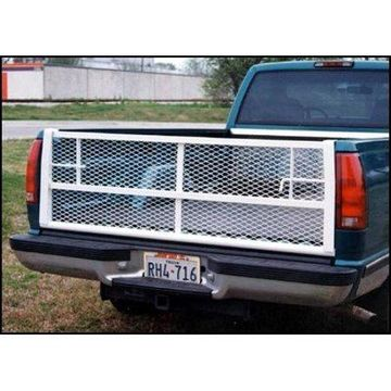 Go Industries Inc. 6618B Air Flow Tailgate, Black Painted, For Select Ford Trucks