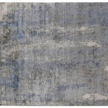 Alastor Rug - Blue/Silver - Exquisite Rugs - 8'x10' - Gray