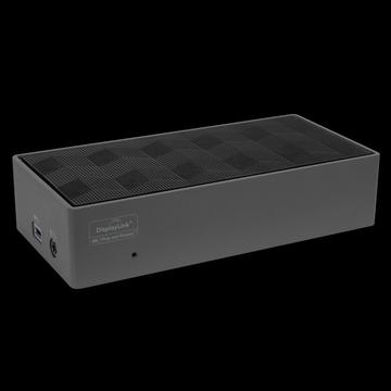 Targus - USB-C Universal DV4K Docking Station with 100W Power
