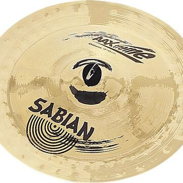 AAX Treme Chinese Cymbal Brilliant 19 in.