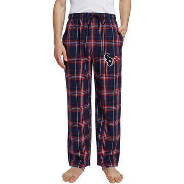 Concepts Sport Men's Houston Texans Hillstone Flannel Pants