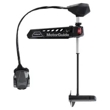MotorGuide Tour Pro Bow-Mount Trolling Motor with Pinpoint GPS