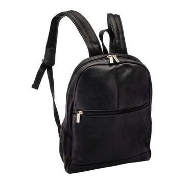 LeDonne Women's Boutique Backpack Black - US Women's One Size (Size None)