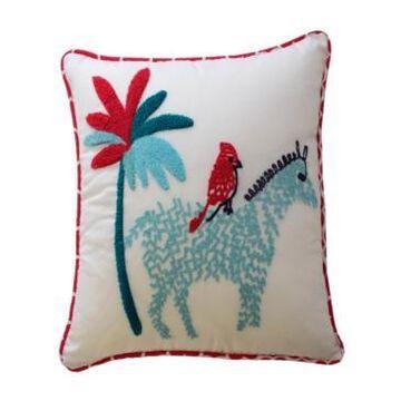 Waverly Kids Reverie Zebra Decorative Accessory Pillow, 15
