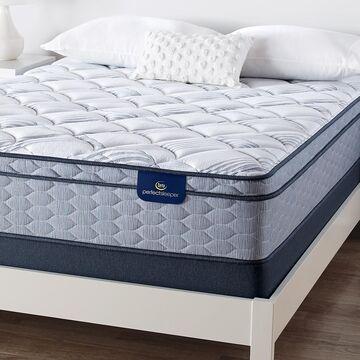 Serta Perfect Sleeper Ashbrook Eurotop Plush Queen Mattress Set