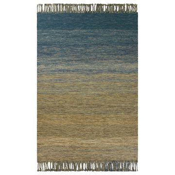 Libby Langdon Homespun Ocean Landscape Rug