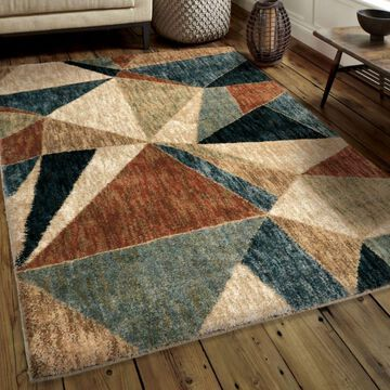 Orian Rugs Glass Shard Rug Collection
