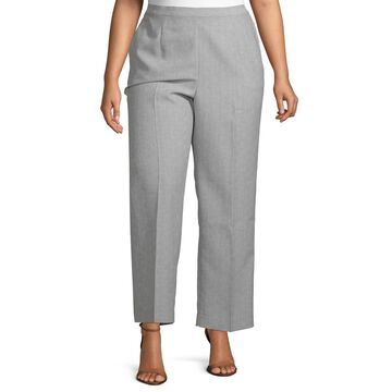 Versailles Alfred Dunner Proportioned Short Pant - Plus