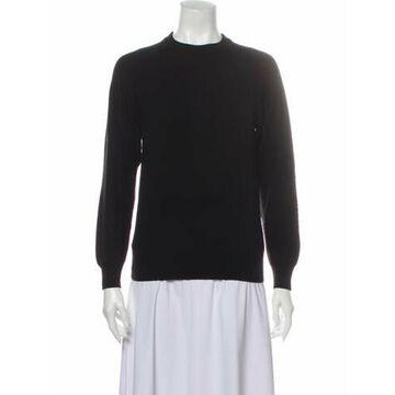 Merino Wool Crew Neck Sweater Wool