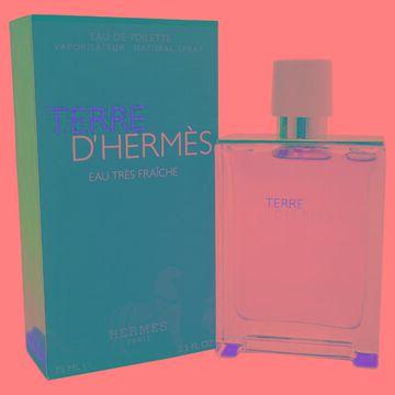 Hermes Terre D'Hermes Eau Tres Fraiche Men's 2.5-ounce Eau de Toilette Spray - Multi
