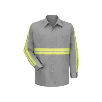 Red Kap Enhanced Visibility Work Shirt
