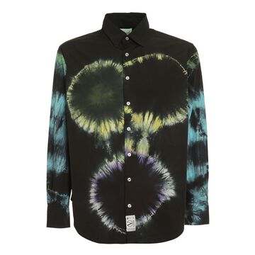 Aries Tie-dye Headlights Shirt