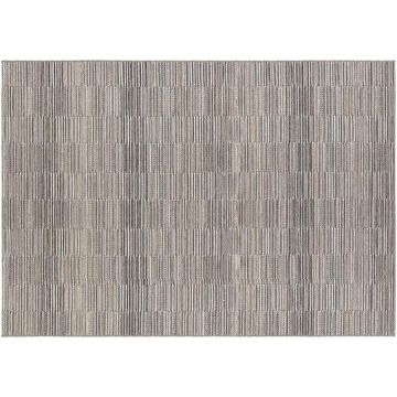 Couristan Cape Fayston Striped Indoor Outdoor Rug, Multicolor, 5X7.5 Ft