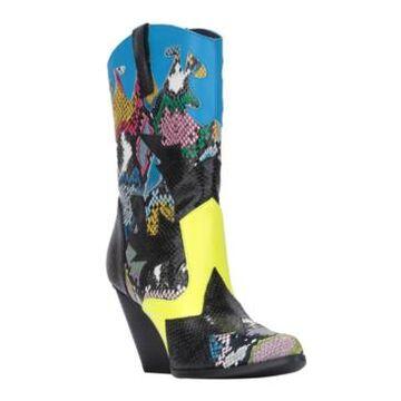 Cape Robbin Women's Loyce Western Booties Women's Shoes