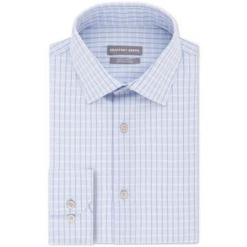 Geoffrey Beene Men's Classic/Regular Fit Non-Iron Dress Check Dress Shirt