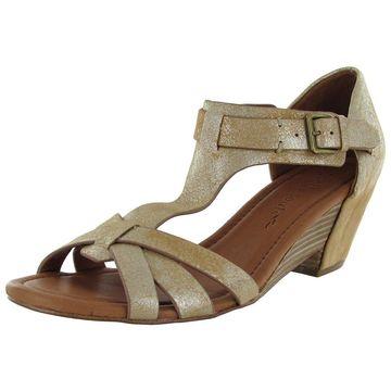 Gentle Souls 'Malana' Wedge Pump Sandal Shoe