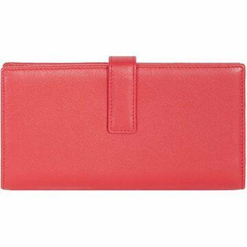 Scully Ladies' Genuine Leather Tab Clutch Wallet, 4004-11-20-F