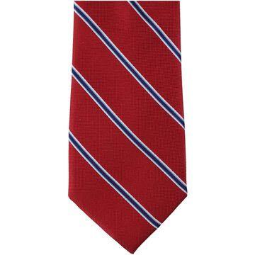 Club Room Mens Stripe Self-tied Necktie