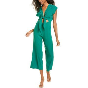 Sandro Jason Cropped Jumpsuit